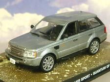 1/43 James Bond 007 Range Rover Sport depuis un Quantum Of Solace