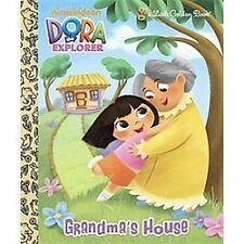 Grandma's House (Dora the Explorer) (Little Golden Book), Golden Books, Good Boo