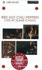 PSP UMD Movie - Red Hot Chili Peppers Slane Castle  NEW / SEALED