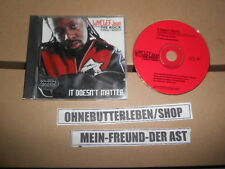 CD Pop Wyclef Jean - It Doesn't Matter (2 Song) Promo COLUMBIA