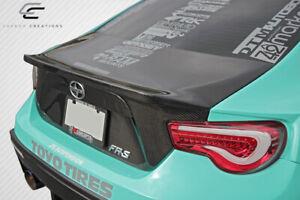 13-18 Scion FRS 86-R Carbon Fiber Creations Body Kit-Trunk/Hatch!!! 109038