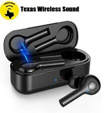 Bluetooth Wireless Headset Earbuds for Apple Ipone Ipad Ipod Samsung Android