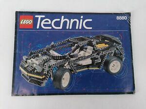 LEGO Technic 8880 Bauanleitung