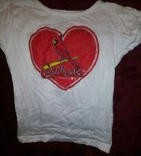 Mlb St Louis Cardinals Girls Adorable Top Sz 3t Baseball âš¾