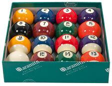 "Aramith Premier Pool Balls / Billiards Balls size 2 1/4"" FREE PRIORITY SHIPPING"