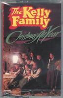 The KELLY Family - Christmas all Year / OVP, NEUWARE - Tape, No.: KEL LIFE 81901