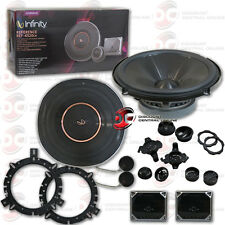 """INFINITY REFERENCE REF-6520CX 6.5"""" 2-WAY CAR AUDIO COMPONENT SPEAKER SYSTEM"""