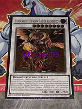 Carte YU GI OH LUMINICATRICE DRAGON ROUGE ARCHDEMON DOCS-FR046 ULTIMATE
