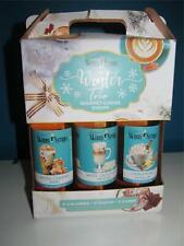 Jordans Skinny Syrups Sugar Free Winter Lot 3X12.7=38oz Sampler Coffee Flavoring