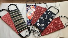 Handmade Japanese Fabric Facemask Double Layer FilterPocket Washable ReusableUK