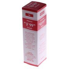 Fatty cream F99 1.76oz Healing of Dermatitis Eczema Very dry Irritated skin