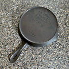 Wagner Ware Salesman Sample Cast Iron Toy Skillet - Fully restored