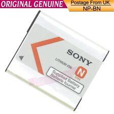 Genuine Original Sony NP-BN Battery fr DSC-TX55 TX66 TX200 TX70 WX100 W630 TX70
