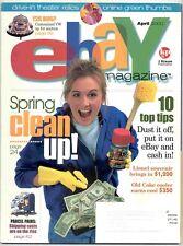 EBAY Magazine - April, 2000 - Ten Top Tips