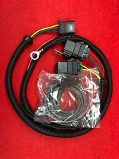 Dual Fan Wiring Harness Kit Intrepid Ram-Charger Fans Muscle Car Hot Rat Rod Smm