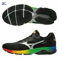 Mizuno Wave Rider 23 Osaka Marathon Rainbow Women Running Shoes J1GC190373