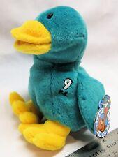 PAUL KARIYA, The Duck Plush Toy (Planet Plush NHL Ice Series), Anaheim Ducks