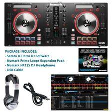 Numark mixtrack pro 3 usb dj controller + pro dj casque & serato dj software