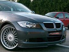 Spoilerlippe für BMW 3er e90 e91 Lippe Spoiler M Paket Performance Frontansatz 3