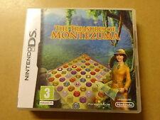 NINTENDO DS GAME / THE TREASURES OF MONTEZUMA