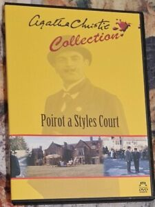 DVD Agatha Christie POIROT A STYLES COURT