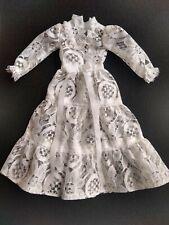 Vintage Pedigree Sindy European Granny Peasant Wedding Gown Rare Nm