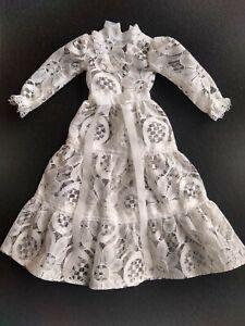 Vintage PEDIGREE SINDY EUROPEAN Wedding Gown HTF