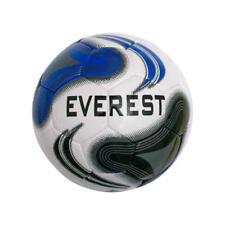 Everest Game Soccer Ball, Super Gloss Pu Material, Butyl Bladder, Size 5,