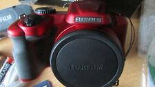 Fujifilm FinePix S Series S8600 16.0MP Digital Camera - Red- EXCELLENT CONDITION