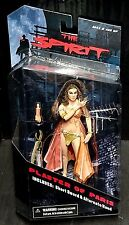 "The Spirit PLASTER OF PARIS (Paz Vega) 7"" Figure/Mezco/Frank Miller"