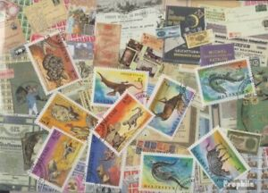kazakhstan Timbres 10 différents timbres