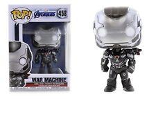 Funko Pop Marvel Avengers Endgame: War Machine Vinyl Bobble-Head Item #36673