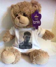 NICK JONAS, JONAS BROTHERS very cuddly soft TEDDY BEAR