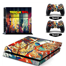 Dragon Ball Vinyl Decal Skin Sticker for Sony PS4 Console & 2 Controllers #1