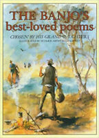 NEW: The Banjo's Best-loved Poems By A. B. Paterson (Hardback Book)