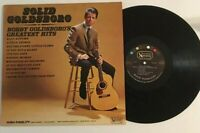 Solid Goldsboro Vinyl Record Bobby Goldsboro's Greatest Hits 1967 Folk Pop Music