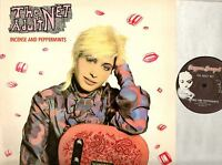 "THE ADULT NET incense and peppermints (original 1985 uk) 12"" PS EX+/EX- BEG 137T"