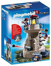 Playmobil Pirates Soldiers' Lookout with Beacon Playset 6680 (for Kids 4 to 10)