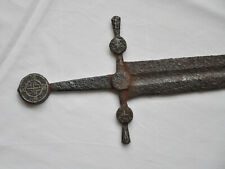 VIKING Sword  ROMANIC Sword   99 cm 39 inch 10/12th cent AD Original 109