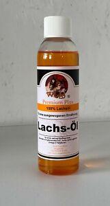 Lachs-Öl 1 x 250 ml - Markenprodukt - Premium - Barf