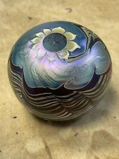 Vintage LundebergStudios 1975 Paperweight