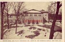 Winter Scene, Ben Riley'S Arrowhead Inn, 246th St New York City