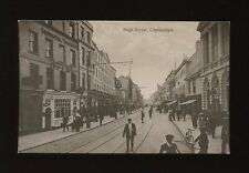 Gloucestershire Glos CHELTENHAM High St c1910/20s? PPC by Valentine