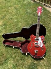 Gretsch Guitars G5623 Electromatic Center-Block Bono RED Signature With Case