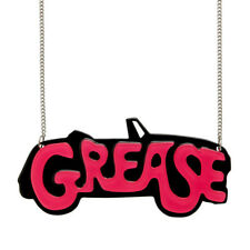 Fabulous THE WORD Necklace by Erstwilder * GREASE