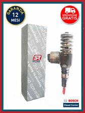Iniettore Pompa Diesel Bosch per Vw Golf V Jetta Touran 2.0 TDI 0414720404