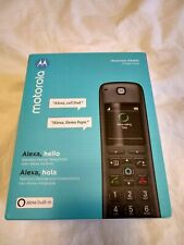 Motorola Moto-Axh01 Alexa Integrated Cordless Phone - Brand New & Sealed