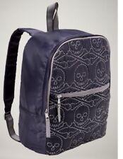 New Baby Gap Skull Navy Gray Boys Backpack Lunch Box Matching