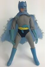 "Vintage 8"" BATMAN Superhero Action Figure 1972 Mego Toys Marvel Comics DC"