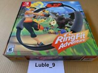 Ring Fit Adventure -- Standard Edition (Nintendo Switch, 2019) _ NEW _ In Hands